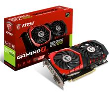 MSI GTX 1050 GAMING X 2GB GDDR5 Graphics Card